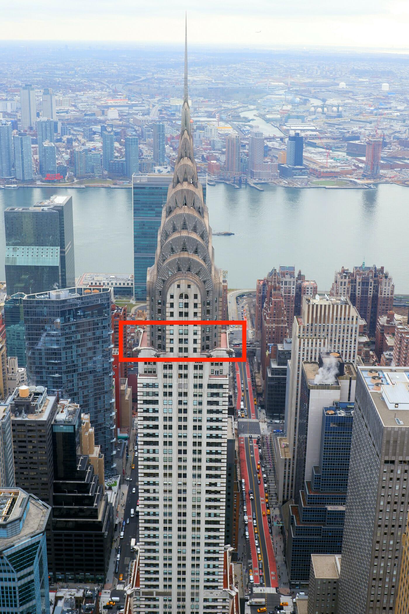 Biglietti per Chrysler Building Observation Deck - Posizione