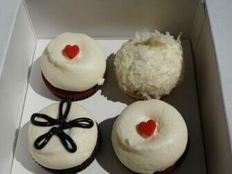 Festa della Mamma a New York - Georgetown Cupcake