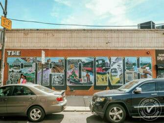 Il Bronx - Graffiti Eric