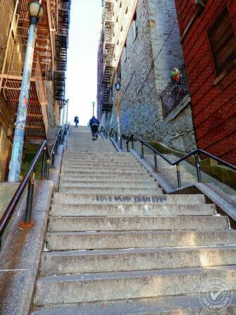 Il Bronx - Joker Stairs Eric