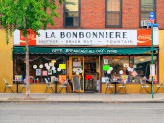 Colazione a New York - La Bonbonniere