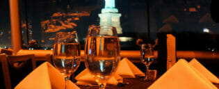 Crociere con cena a New York