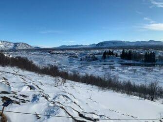 Fermata in Islanda alla volta di New York Thingvellir
