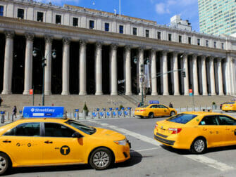 I taxi di New York