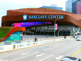 Brooklyn a New York - Barclays Center