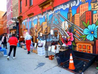 Brooklyn a New York - Strada