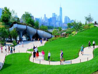 Little Island a New York - Oasi verde
