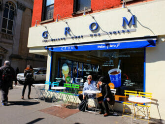 Il migliore gelato a New York - Grom