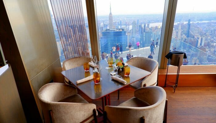 Pranzo a New York - Peak