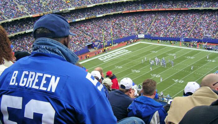 Football americano NFL a New York