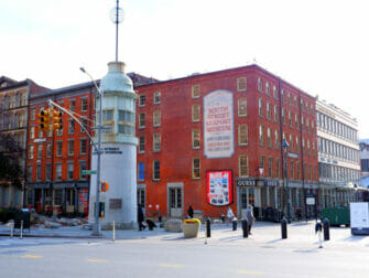 South Street Seaport a New York - Museo