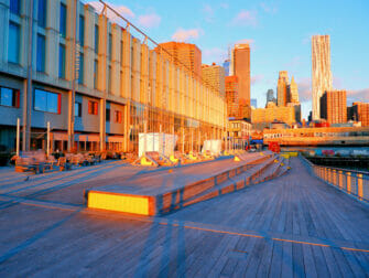 South Street Seaport a New York - Alba
