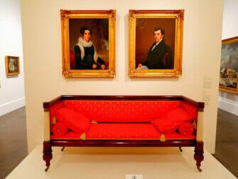 Brooklyn Museum a New York - Arte Americana