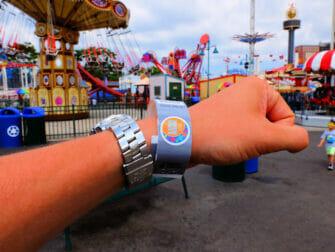 Biglietti per il Luna Park a Coney Island - Ammissione
