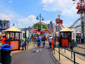 Biglietti per il Luna Park a Coney Island - Divertimento
