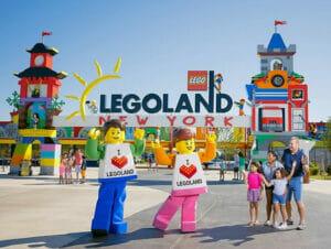 Biglietti per LEGOLAND New York Resort