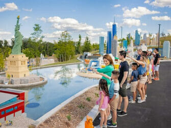 Biglietti per LEGOLAND New York Resort - LEGO Miniland