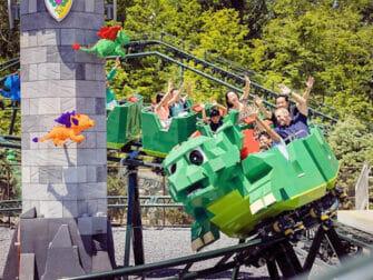 Biglietti per LEGOLAND New York Resort - Ride