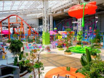 Biglietti per il Parco divertimenti Nickelodeon Universe vicino a New York - Attrazioni