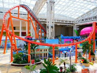 Biglietti per il Parco divertimenti Nickelodeon Universe vicino a New York - Dentro il parco