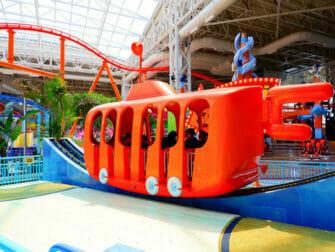 Biglietti per il Parco divertimenti Nickelodeon Universe vicino a New York - Giostre